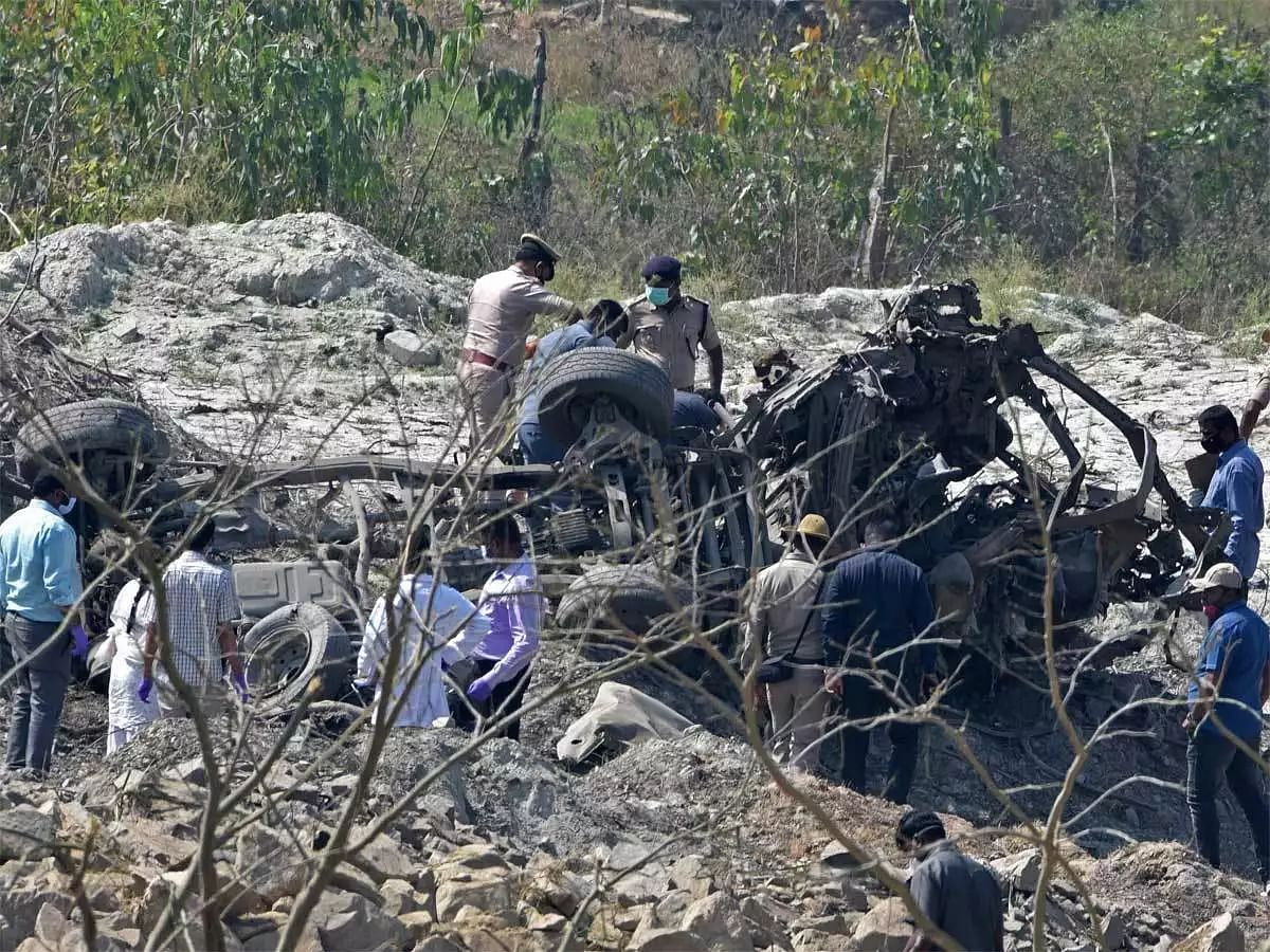 6 Killed in Mining Explosives Blast in Shivamogga in Karnataka