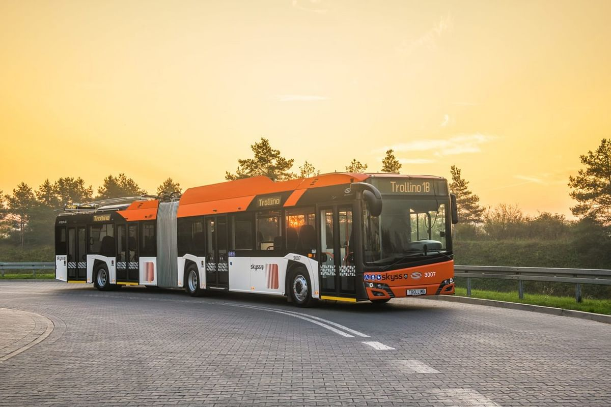Solaris Trolleybuses Coming to Brasov in Romania