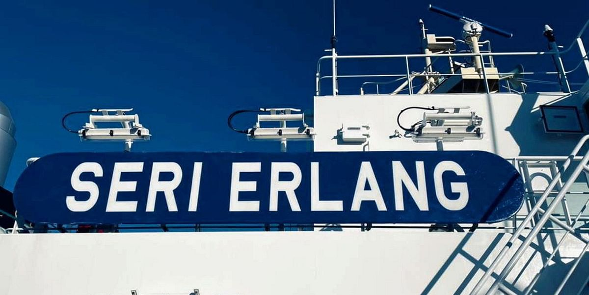 MISC Takes Delivery of Ethane Carrier Seri Erlang