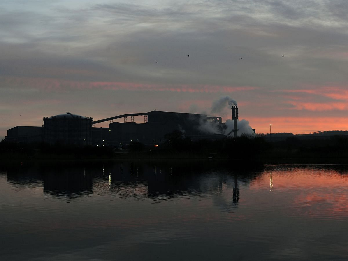 British Steel Installs Oil Detection Technology at Scunthorpe