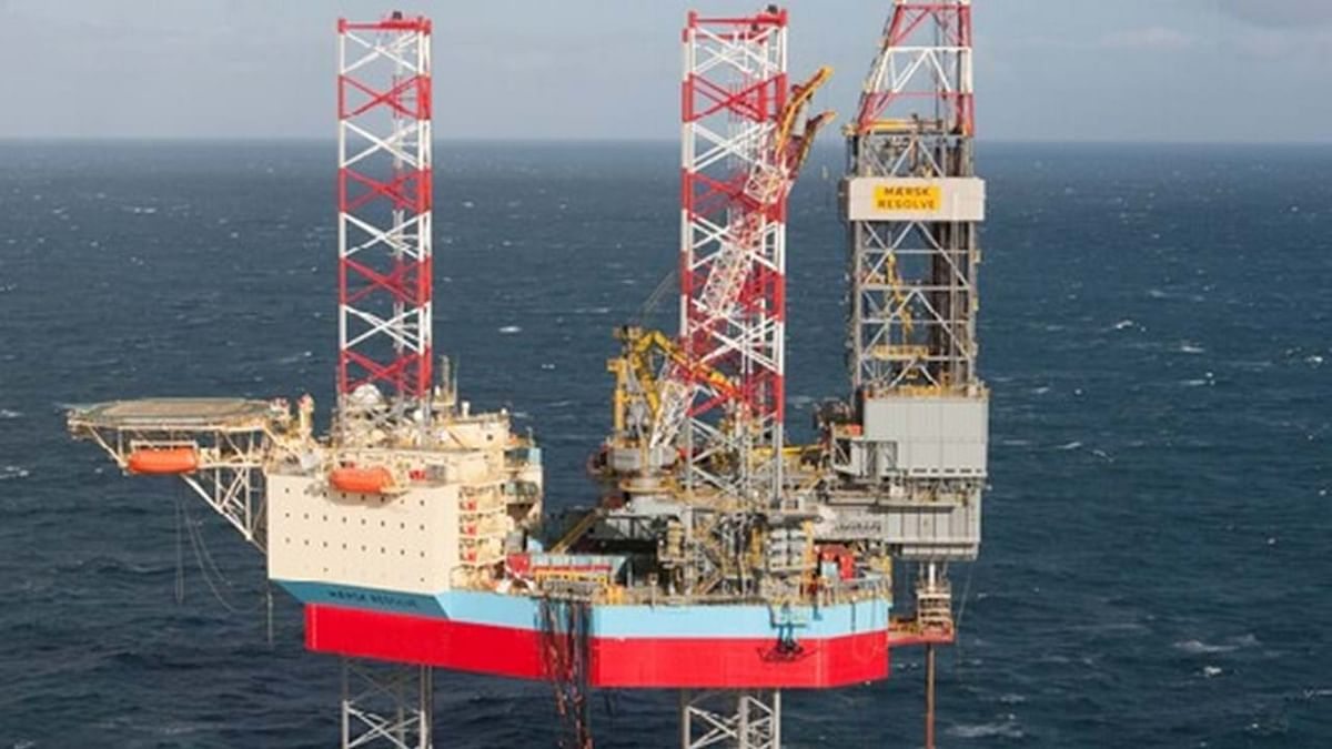 Maersk Drilling Secures One Well UK Contract for Maersk Resolve