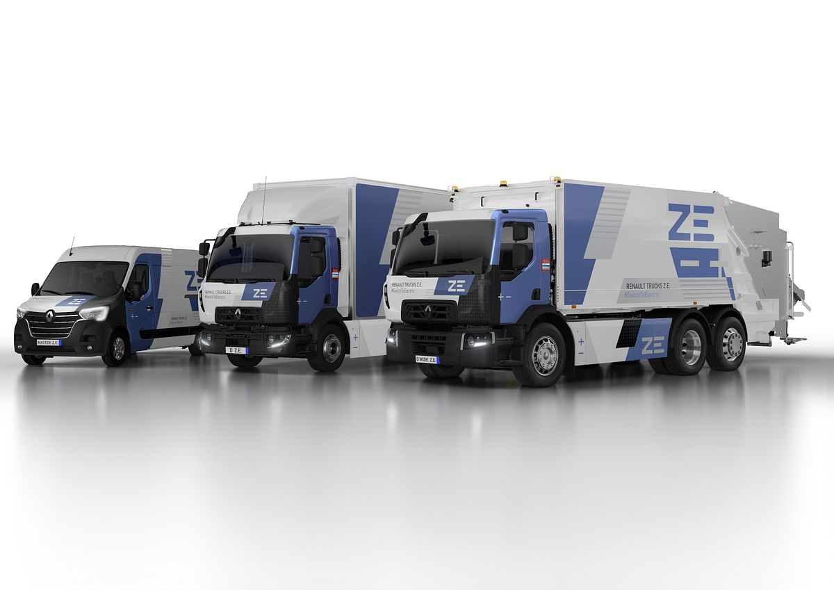 Renault Trucks Broadens Electric Range