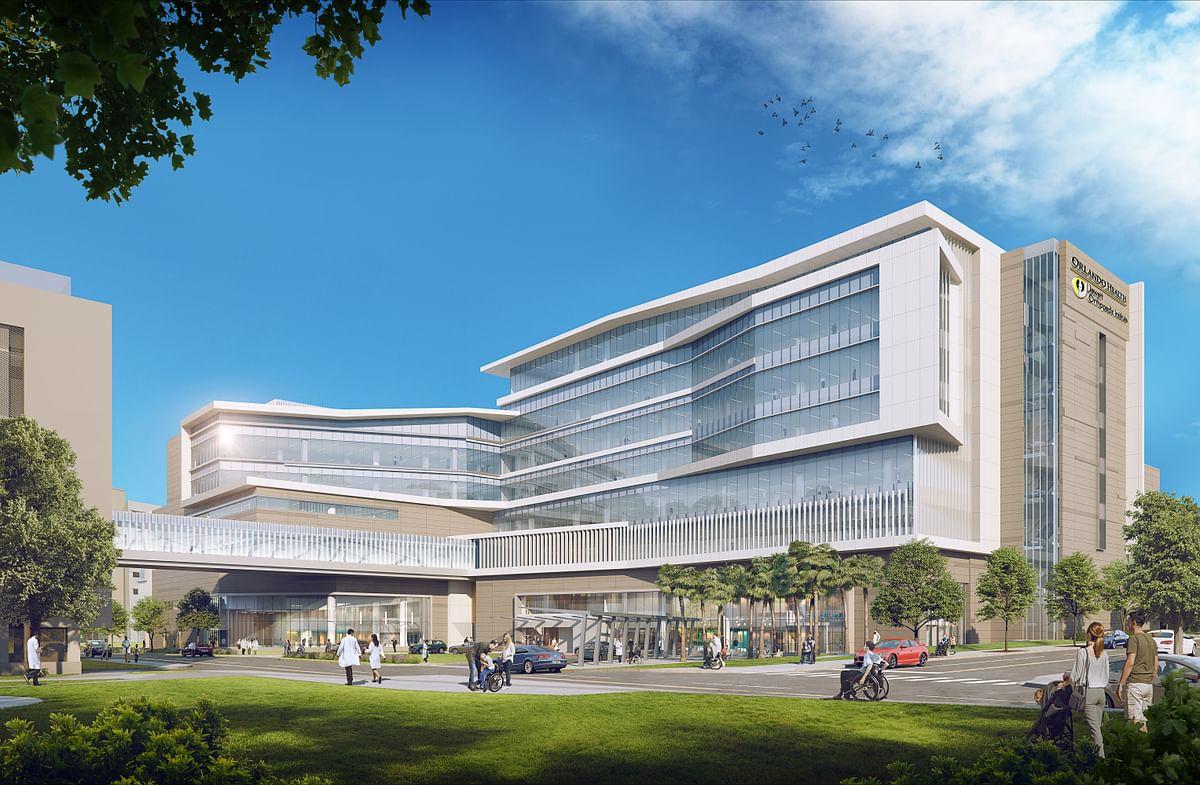 Skanska to Build Orlando Health Jewett Orthopedic Institute