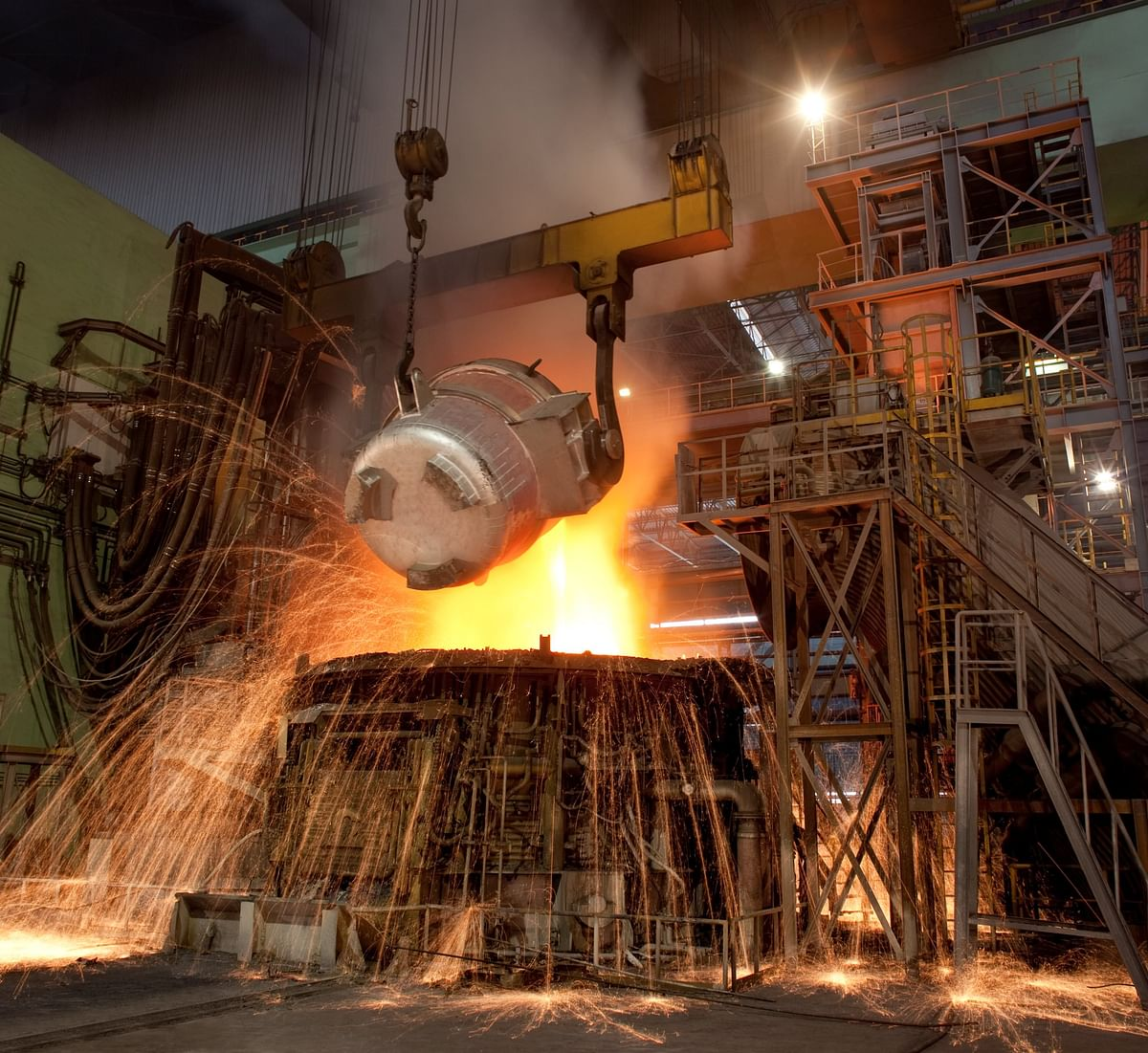 US Steel Production Capacity Utilization Slips in Week 03