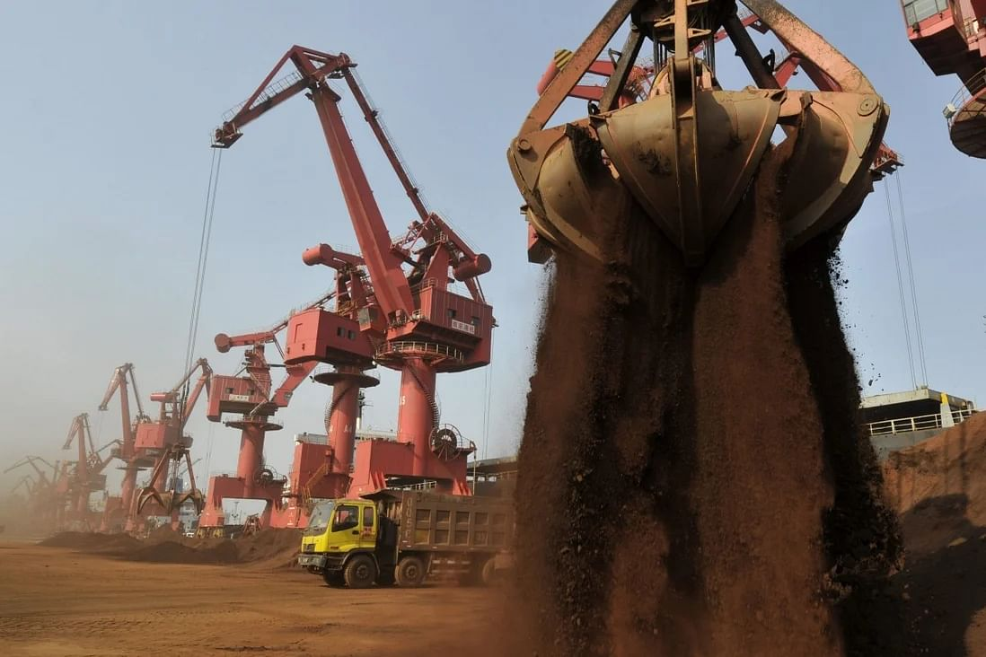 Indian Iron Ore Exports to China to Retreat in 2021