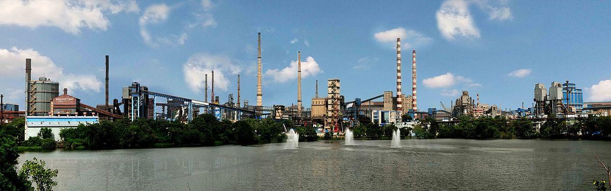 Minor Accident at Tata Steel Jamshedpur Slag Dump