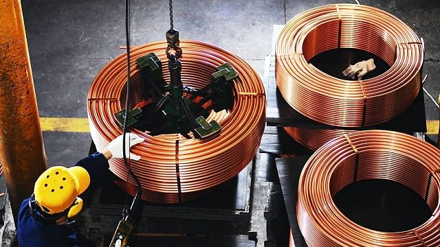Chinese Copper Imports Surge in 2020 on COVID19 Recovery