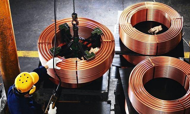 China Copper Imports
