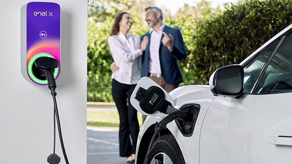 Enel E-ASY ELECTRIC Charging Solution