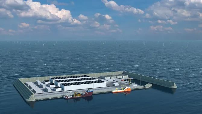 Denmark to Construct Wind Energy Hub in North Sea