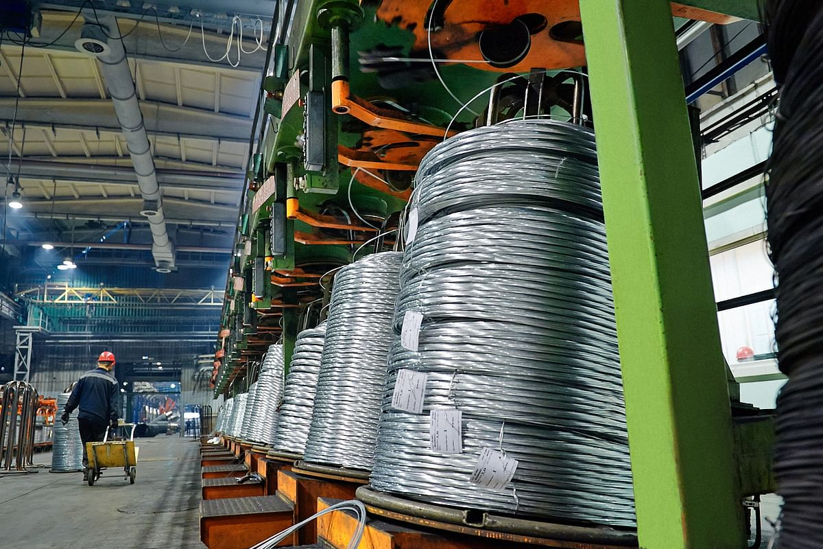 NLMK Ural Begins Commissioning of New Wire Galvanizing Line
