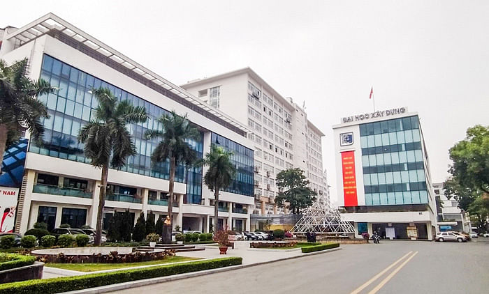 NUCE University Courses for Structural Steel Engineers in Vietnam