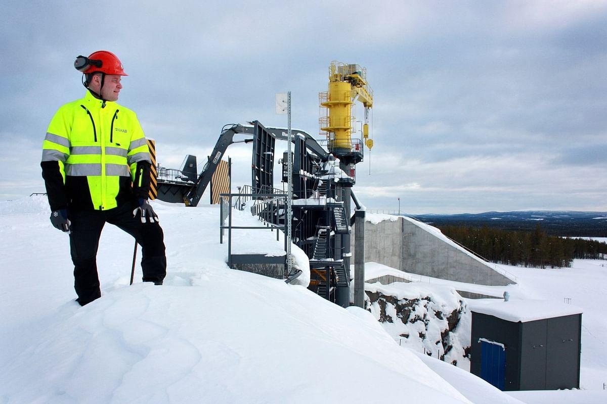 LKAB to Reopen Mertainen Iron Ore Mine in Sweden