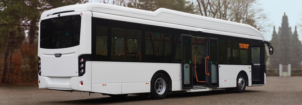 VDL Bus Delivers 12 Electric Citeas to German Transporters