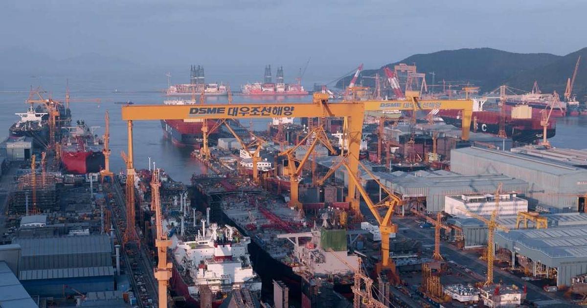 Kongsberg Maritime Deck Machinery for Novatek Ice Class LNGC