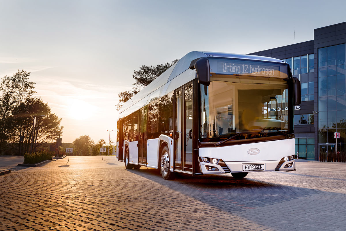 Arriva Netherlands Orders 10 Solaris Urbino Hydrogen Buses