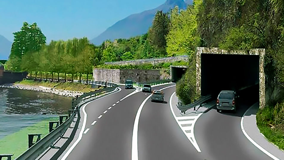Sacyr to Build Tremezzina Bypass in Como in Italy