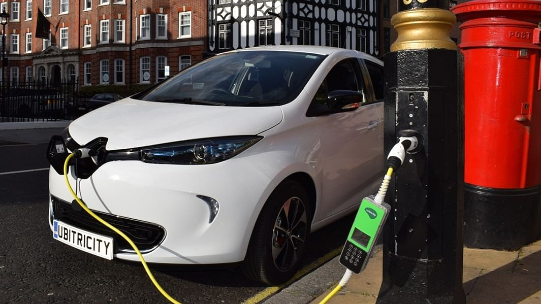 Shell to Buy On Street EV Charging European Firm ubitricity