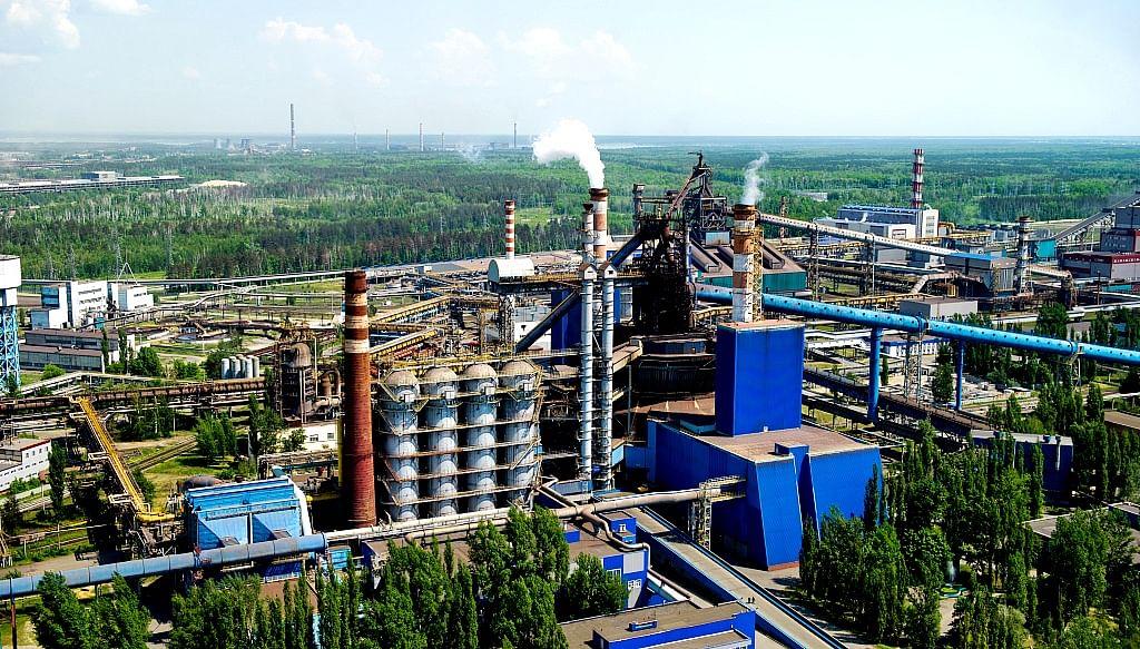 NLMK Boosts Sustainability of Blast Furnace 4 Operations