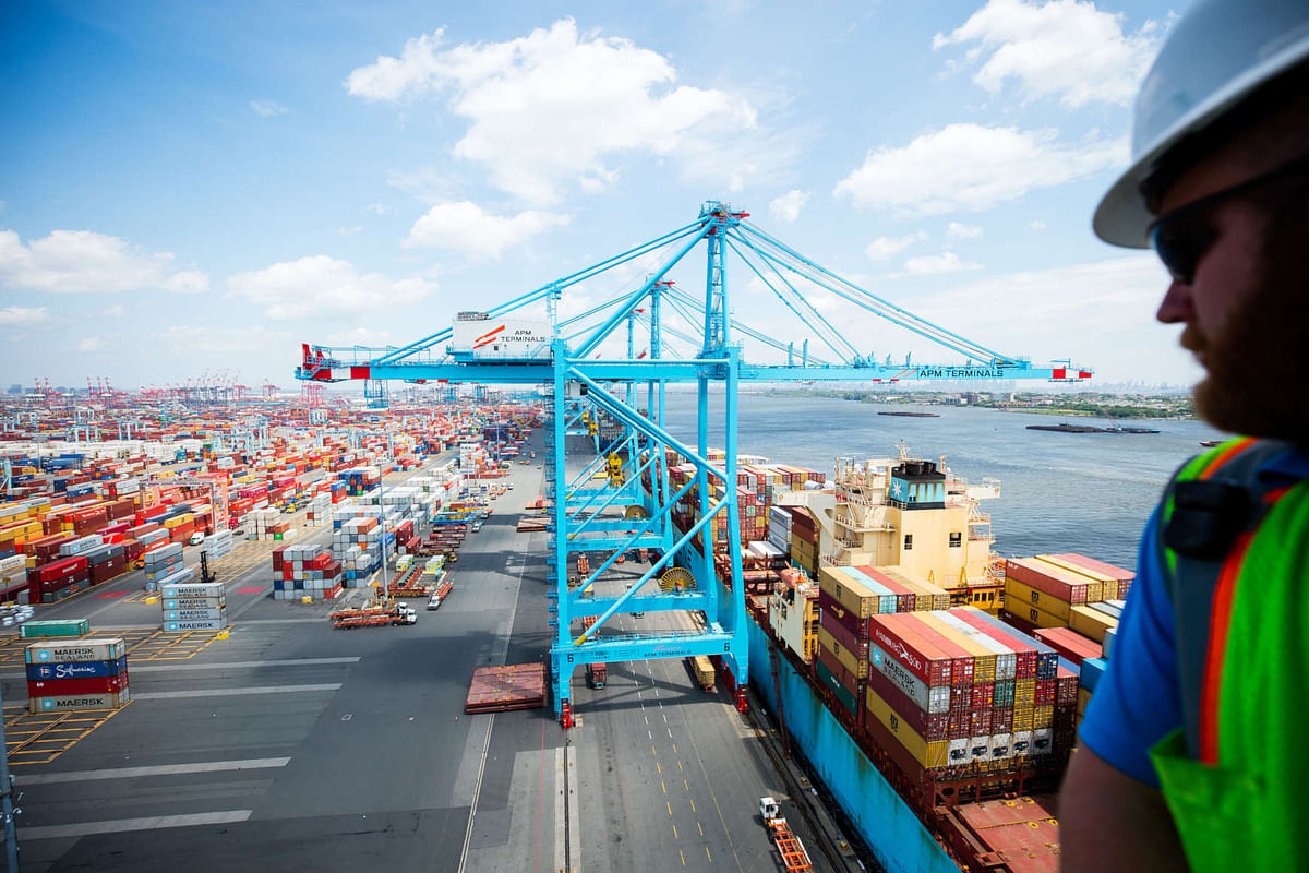 APM Terminals Elizabeth Converts to Green Energy