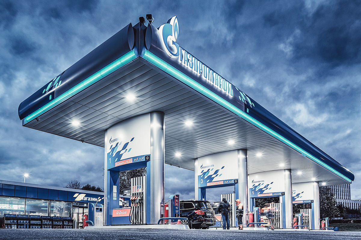 Gazprom Neft Expands Filling Stations Network in 2020