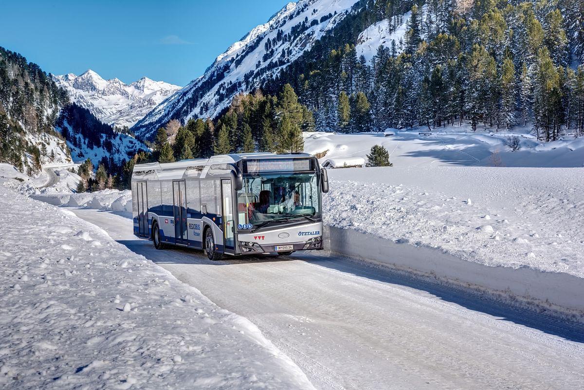 Solaris to Supply 182 Buses to OBB Postbus in Austria
