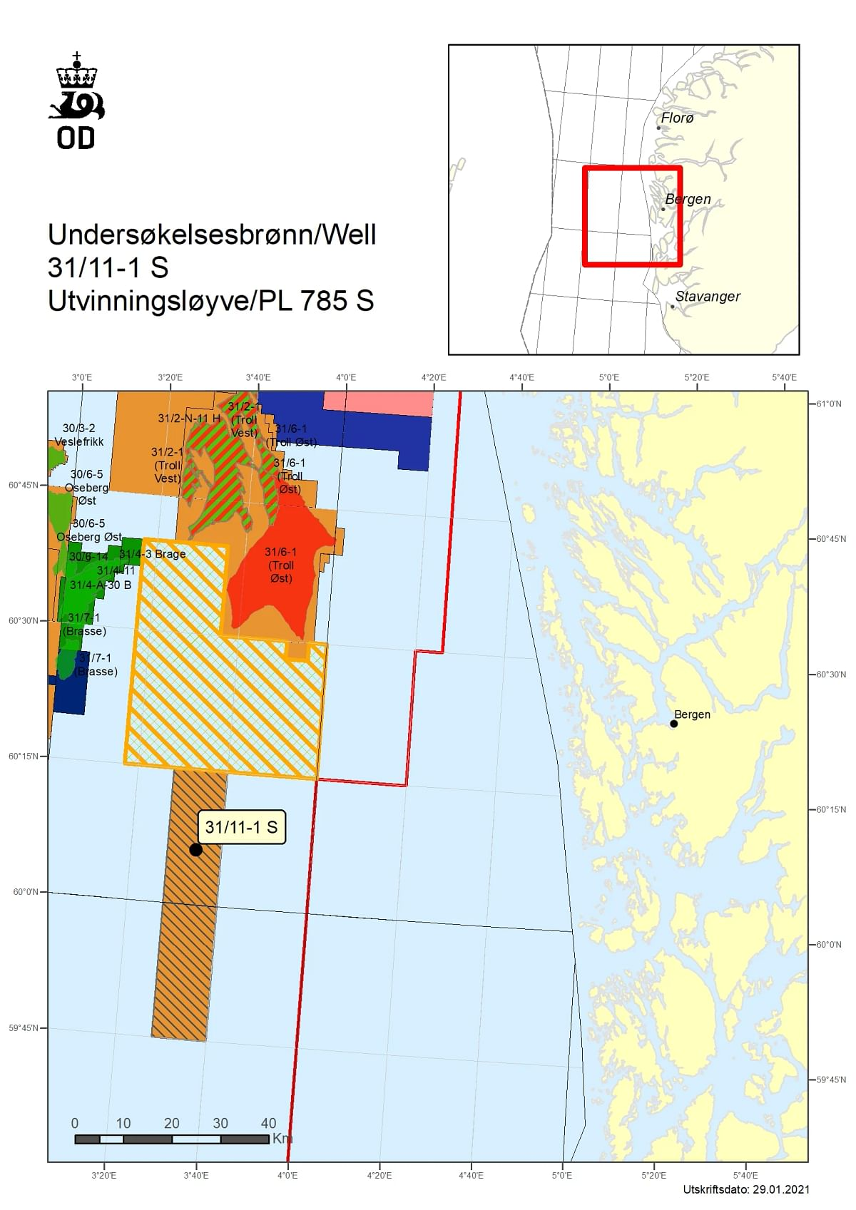 NPD Grants Drilling Permit to Equinor Energy