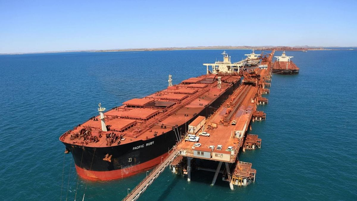Rio Tinto Connects Pilbara to Asia with Direct Shipping Service