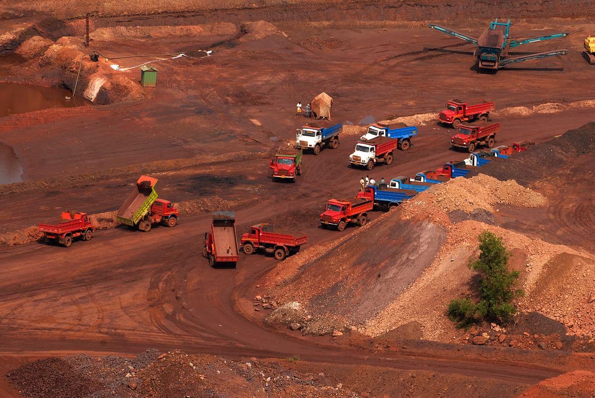 NMDC's Donimalai & OMC's 2 Iron Ore Mines Start Production