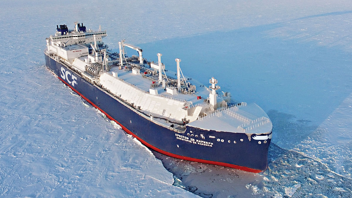 Yamal LNG Arc7 Ice-Class Tankers Complete Voyages