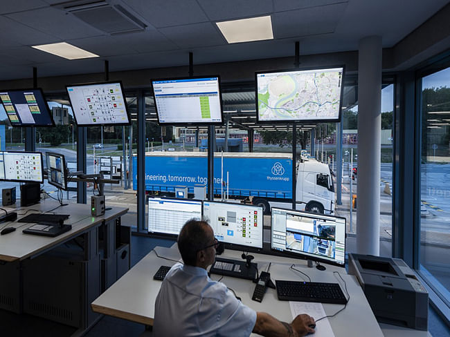 Transporeon to Improve Logistics for Thyssenkrupp Steel Europe