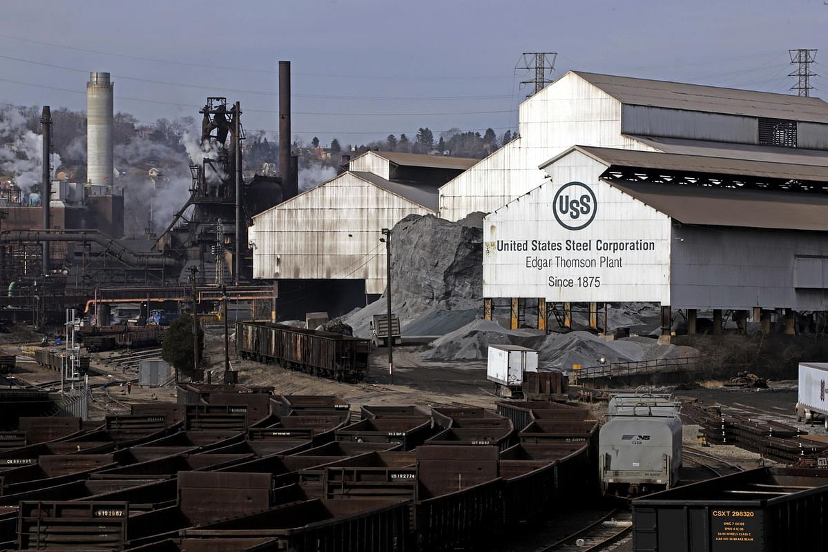 US Steel Reports Loss for 2020