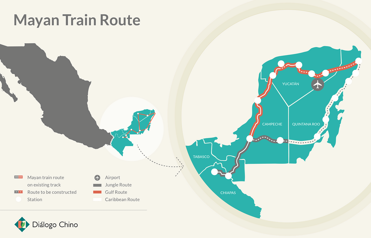 Fonatur Awards Tender for Section 5 South of Mayan Train