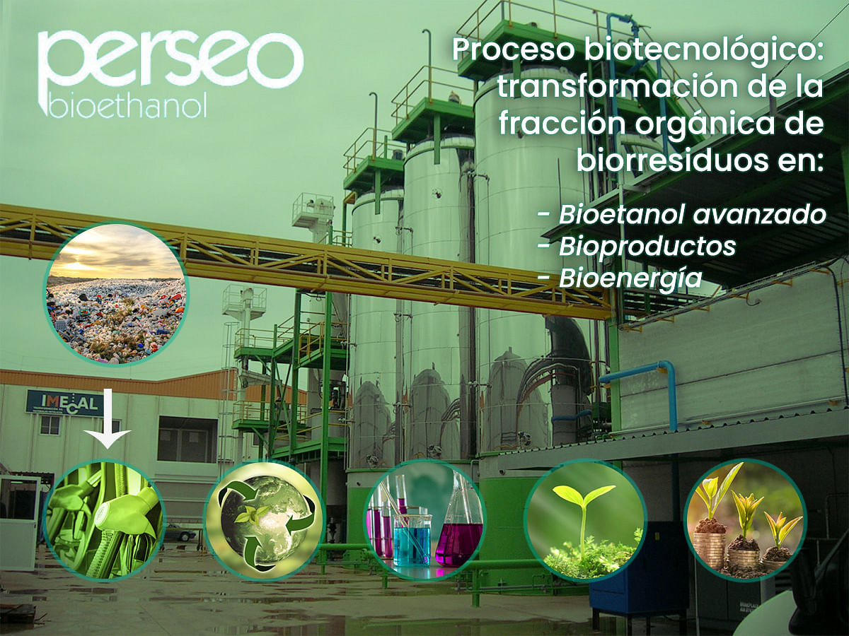 Repsol & IMECAL Create PERSEO Biotechnology for Waste Valorization