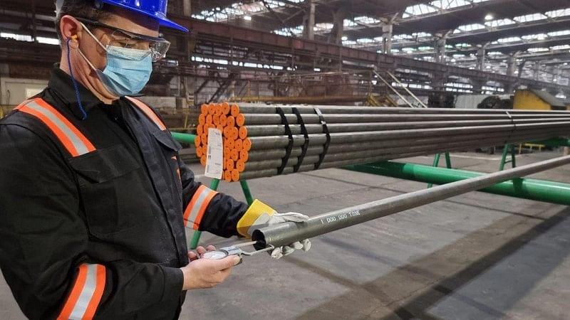 TMK ARTROM Produces 1 Million Tonnes of Seamless Pipes