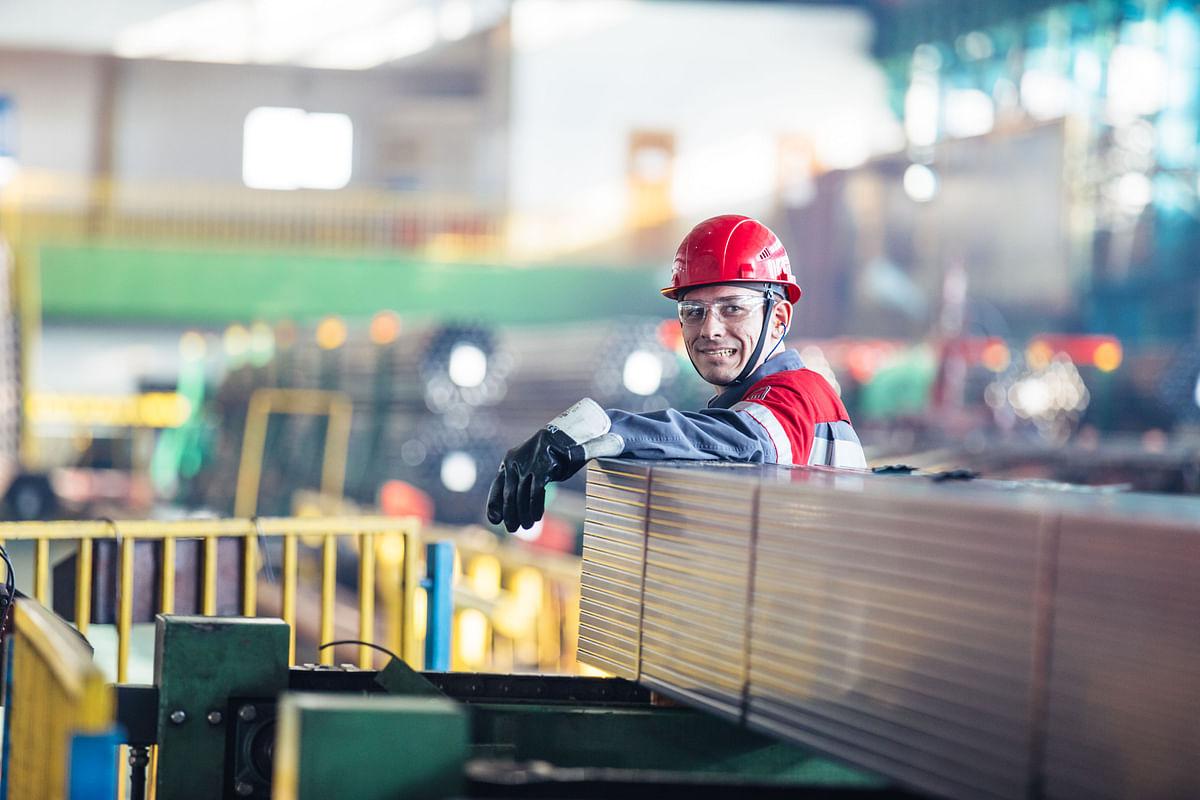 OMK Reorganizing Almetyevsk Pipe Plant in Tatarstan