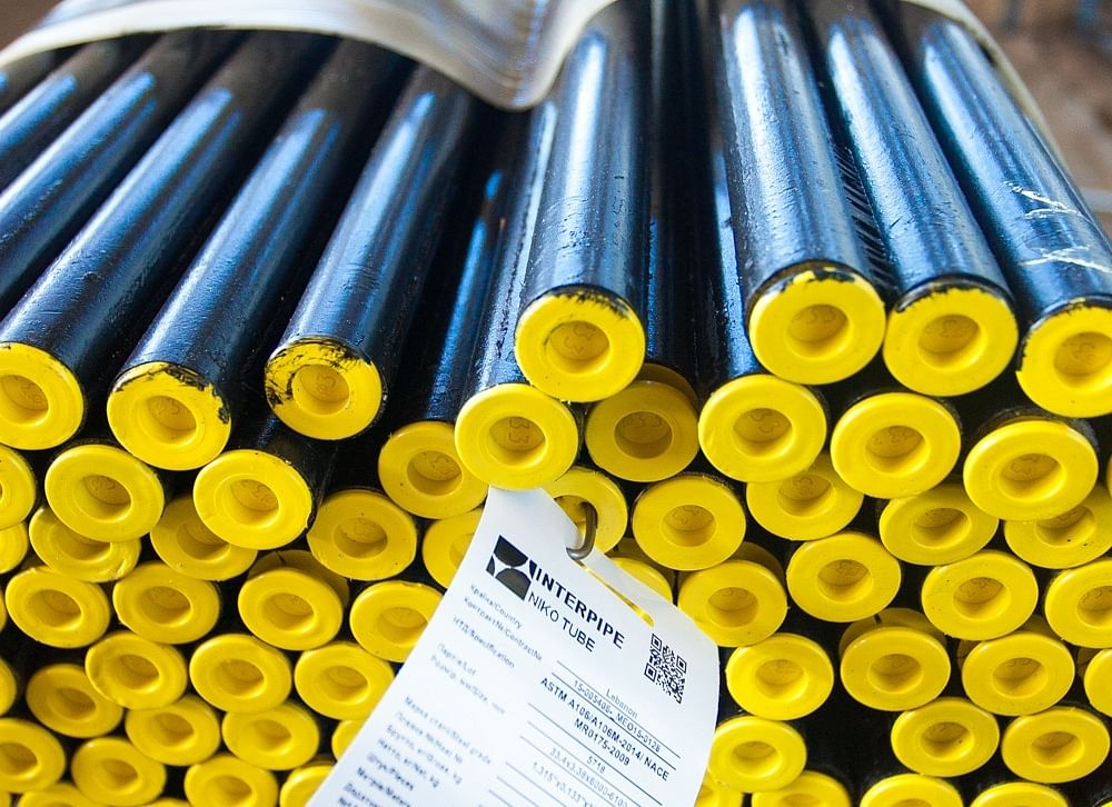 Interpipe Starts Pipes Supplies to Qatar Petroleum