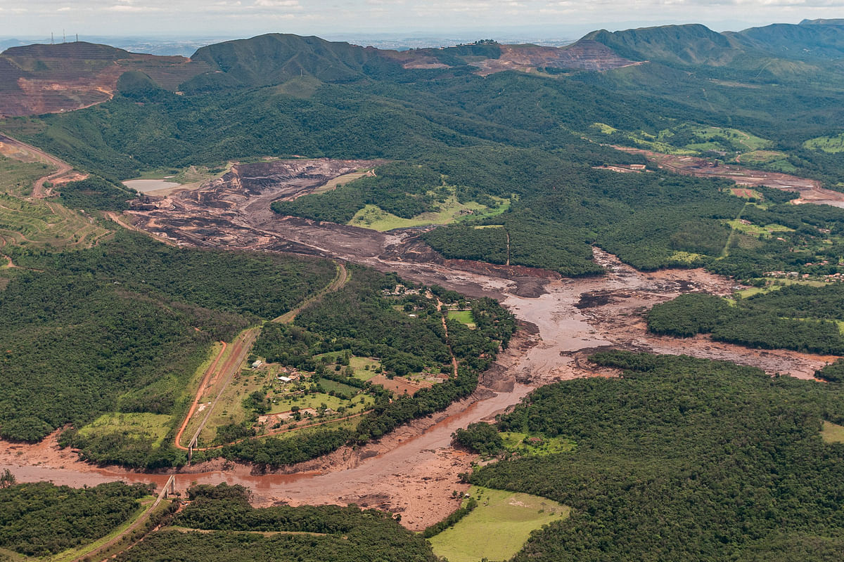 Vale to Pay USD 7 billion for Brumadinho Dam Disaster in 2019