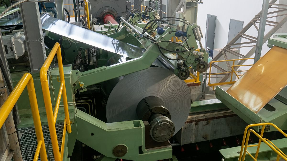 SMS Group Commissions Aluminium Cold Rolling Mill at Baowu