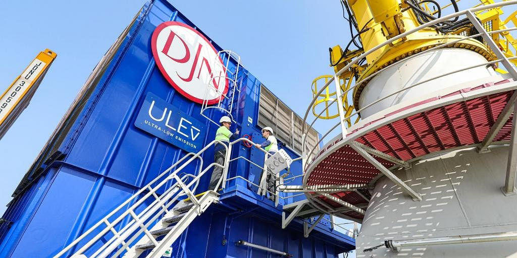 Jan De Nul Vessels Receive BV's Ultra Low Emissions Notation