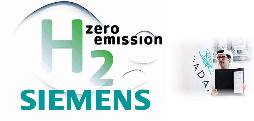 Siemens Energy to Drive Green Hydrogen in Middle East