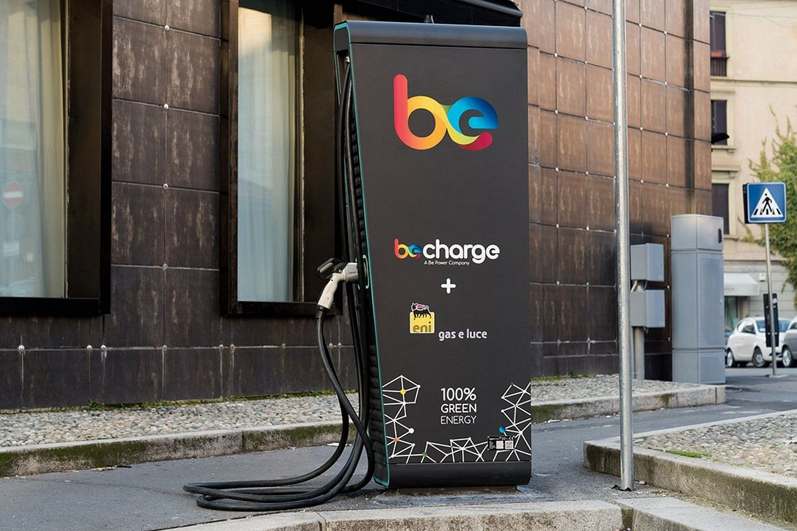 Eni gas e luce & Be Charge for Electric Mobility