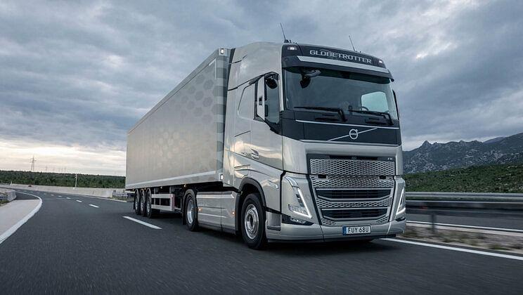 Logistics Company Girteka Purchases 2,000 Volvo Trucks