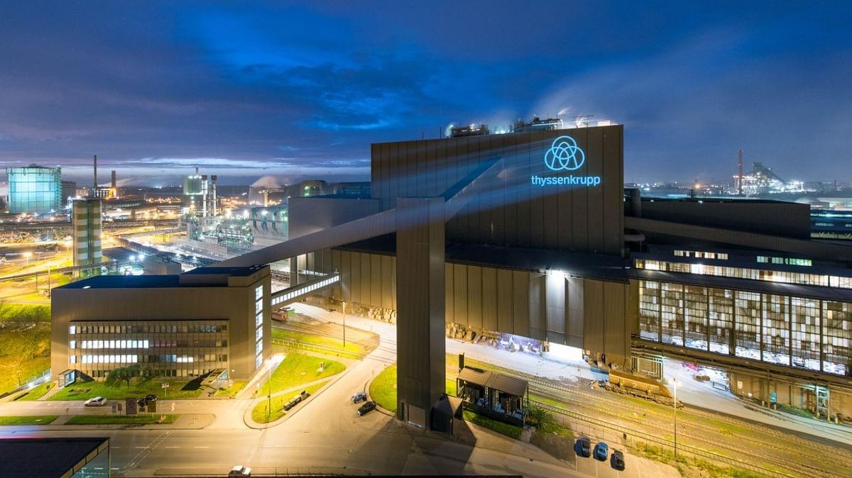 Thyssenkrupp Raises Earnings Forecast for 2020/2021
