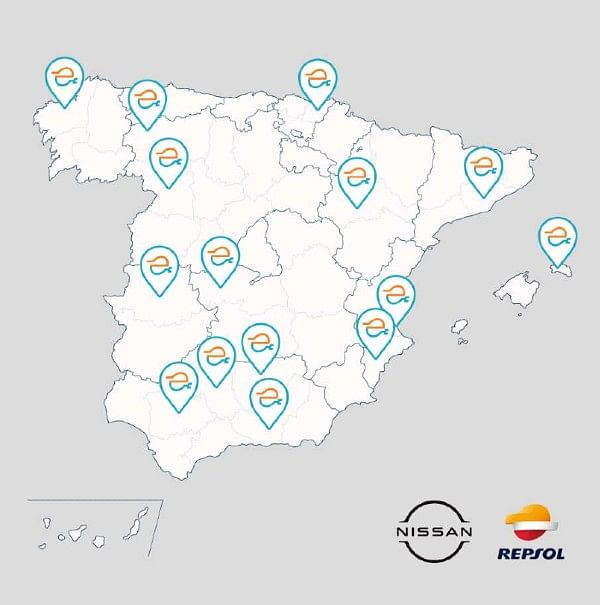 Repsol & Nissan to Promote Electric Mobility