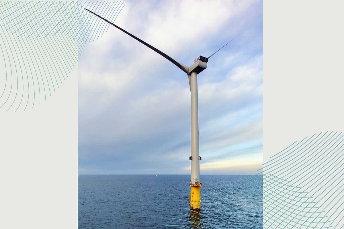 First Turbine Installed at Triton Knoll Offshore Wind Farm