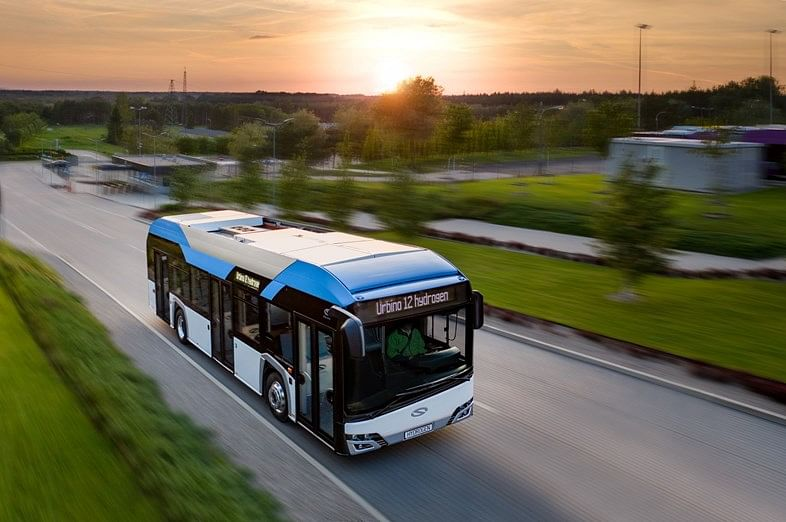 Hydrogen Bus for Arriva Netherlands