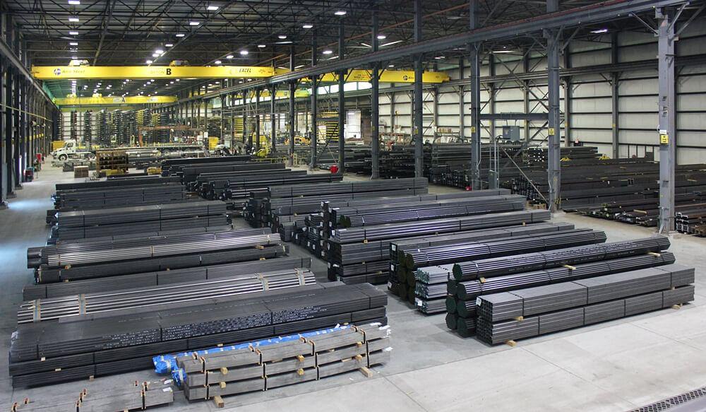 Alro Steel Expands Toledo Ohio Warehouse
