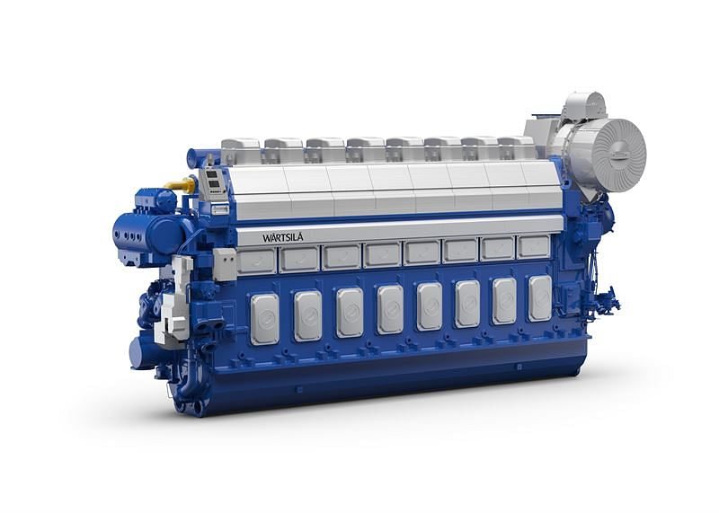 Wartsila to Provide 36 Dual Fuel Engines for 6 LNG Carrier Vessels