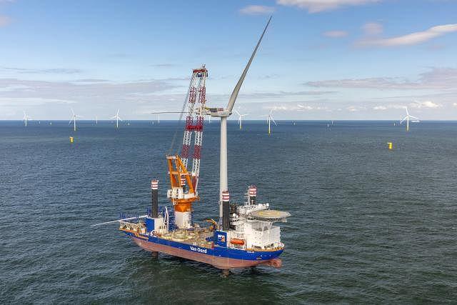 Van Oord Celebrates Borssele III & IV Offshore Wind Farm